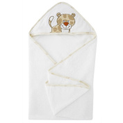 Living Textiles Baby Zooluland Hooded Towel