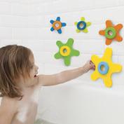Skip Hop Starfish Floating Bath Stacker- Multi