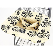 Balboa Baby Shopping Cart Cover - Lola