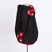 Balboa Baby Nursing Cover - Black and Red