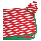 Sozo Peppermint Swaddle Blanket and Cap Set