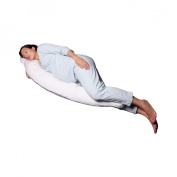 My Brest Friend 3-in-1 Body Pillow - White