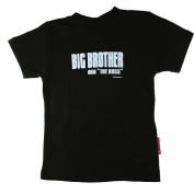 "Silly Souls Big Brother T-Shirt - AKA ""The Boss""  - 4T"""