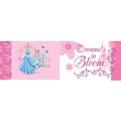 "Disney Princess ""Dreams in Bloom"" Two Pack Pillowcase Set"
