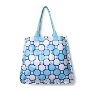 Baby Star Nappy Tote Bag - Tag Blue