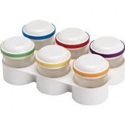 Dr. Brown's - Designed To Nourish Flexpods Food Storage Pods & Stackable Freezer Tray
