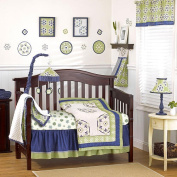CoCaLo Baby Moss 4-Piece Crib Bedding Set