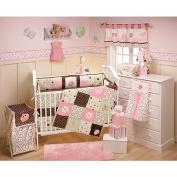 NoJo Ladybug Lullabye Crib Sheet
