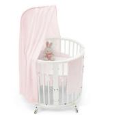 Stokke Sleepi Classic Rose Mini Crib Bedding Set