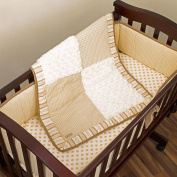 CoCaLo Snickerdoodle Cradle Bedding Set