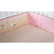 Kids Line Sweet Dreams Crib Bumper