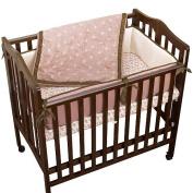 CoCaLo Daniella Porta Crib Set