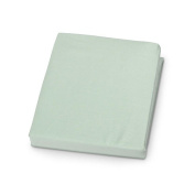 Carter's Easy Fit Portacrib Jersey Fitted Sheet - Sage
