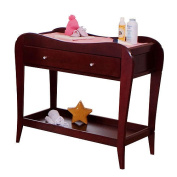 BSF Baby Megan Changer with Drawer - Cherry