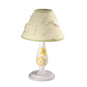 NoJo - Bright Blossom Lamp and Shade