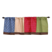 CoCaLo Baby A to Z Window Valance