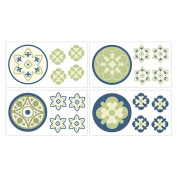 CoCaLo Baby Moss Removable Wall Appliques