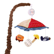 CoCaLo Baby A to Z Musical Mobile