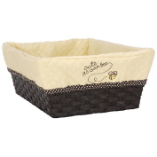 Kids Line Cute as Can Bee Basket with Liner