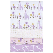 Carter's 4 Pack Wrap Me Up Receiving Blanket