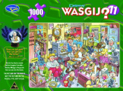 Wasgij Destiny 11 1000pc Puzzle - The Office