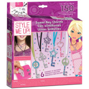 Style Me Up Sweet Key Charms Kit