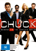 Chuck The Complete Collection [Region 4]
