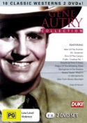 Gene Autry Collection (10 Movies, ) (Inc. Man of the Frontier / Oh, Susanna! / Rim of the Canyon / Round-Up Time in Texas [2 Discs] [Region 4]