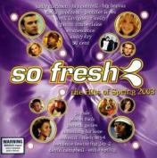 so fresh spring 2003 - CD