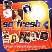 so fresh summer 2004 - CD