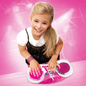 Kidsdesign Barbie Mix It Up Dj Turntable