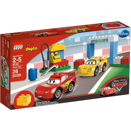 Lego Duplo Disney Cars Race Day Play Set By Usa Toys Shop Online