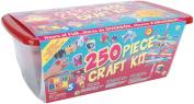 Pepperell SHU5059 Shoebox Activity Kit-Craft Pieces