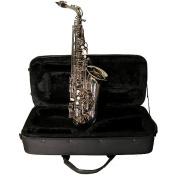 Mirage SX60ANI Student Alto Saxophone with Case - Nikel