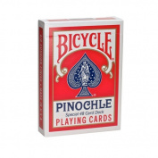 Cartes Production/ Poker Production Bicycle Pinochle Playing Cards