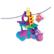 Zhu Zhu Pets Zippity Zip Line Play Set