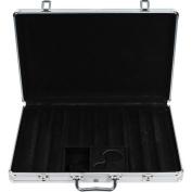 Trademark Poker 650 Capacity Chip Case, Executive Aluminium Hard Side