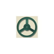 Eastern Jungle Gym Plastic Steering Wheel