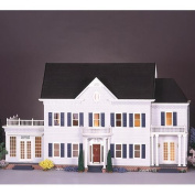 Real Good Toys The Montclair Dollhouse Kit  - 2.5cm Scale