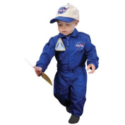 Aeromax Flight Suit with Em. oidered Cap for  .   Costume