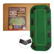 Trademark Poker Texas Hold'Em Full Size Folding Table Top
