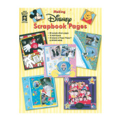 Hot Off The Press - Making Disney Scrapbook Pages