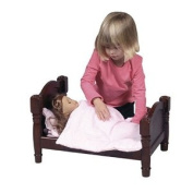 Guidecraft Doll Bed - Natural G98110