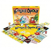 Monster Opoly Board Game