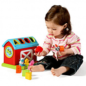 Infantino - Barn Shape Sorter