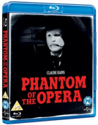 The Phantom of the Opera [Region B] [Blu-ray]