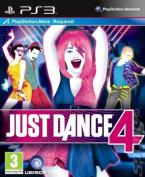 Just Dance 4 [Region 2] [Blu-ray]