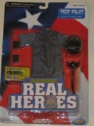 Electronic Real Heroes Test Pilot Tech-Talk Pack Mission Pack Set