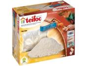 Teifoc 902 - 1kg bag of extra cement for all Teifoc construction kits - Build with real Bricks & Cement