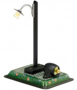 Wilesco 6620 - Lantern with Dynamo